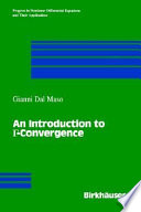 An Introduction to G Convergence