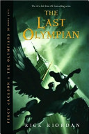 Percy Jackson and the Olympians, Book Five: Last Olympian, The (Walmart Customer