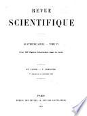 Revue scientifique