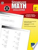 Singapore Math Challenge  Grades 2   5