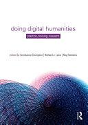Doing Digital Humanities