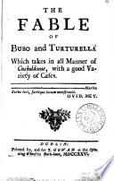 The Fable of Bubo and Turturella