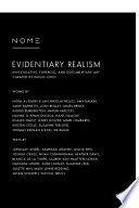 Evidentiary Realism
