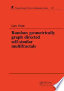 Random Geometrically Graph Directed Self Similar Multifractals