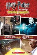 Harry Potter handbook  movie magic