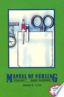 Manual Of Nursing