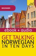 Get Talking Norwegian in Ten Days