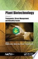 Plant Biotechnology  Volume 2