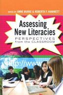 Assessing New Literacies