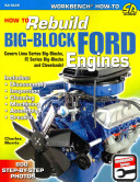 How To Rebuild Big Block Ford Engines