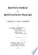 Motive force and Motivation tracks