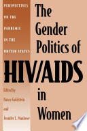 The Gender Politics of HIV AIDS in Women