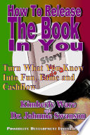 How To Release The Book In You