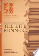 Book Club in a Box Presents the Discussion Companion for Khaled Hosseini s Novel The Kite Runner