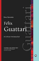 Felix Guattari Methods In Transdisciplinary Experimentation From The