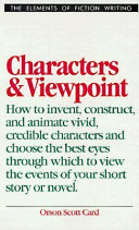 Characters   Viewpoint
