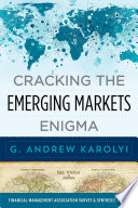 Cracking the Emerging Markets Enigma Foreign Market Is On The