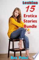 Lesbian  15 Erotica Stories Bundle