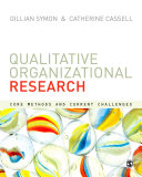 Qualitative Organizational Research