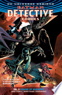 Batman   Detective Comics Vol  3  League of Shadows  Rebirth