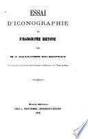 Essai d'iconographie et d'hagiographie bretonne