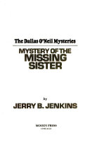 Mystery of the Missing Sister Book PDF
