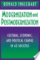 Modernization and Postmodernization