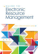 Guide to Electronic Resource Management