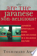 Why are the Japanese Non religious