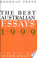 The Best Australian Essays 1999