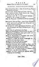 La vie de dom Armand-Jean le Bouthillier de Rancé, abbé & reformateur de l'Abbaye de la Malson-Dieu-Notre-Dame de la Trappe