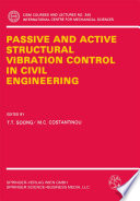 Passive and Active Structural Vibration Control in Civil Engineering