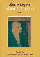 Master Dogen s Shobogenzo