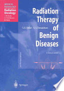 Radiation Therapy Of Benign Diseases