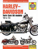 Harley-Davidson Twin Cam 88 Service and Repair Manual