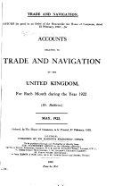 Trade and Navigation