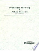 Profitable Farming   Allied Projects  2nd Revised Edition