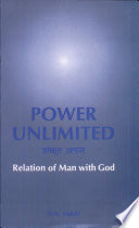 Power Unlimited Relation of Man with God