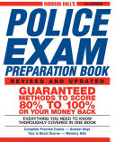 Norman Hall s Police Exam Preparation Book  2nd Edition