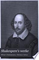 Shakespere's werke