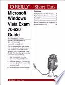 Microsoft Windows Vista Exam 70 620 Guide