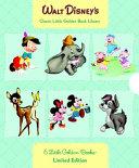 Walt Disney's 6 Little Golden Books