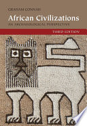 African Civilizations : an Archaeological Perspective /