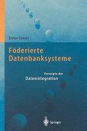 Föderierte Datenbanksysteme
