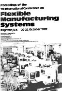 Flexible Manufacturing Systems book