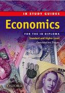 IB Study Guide  Economics
