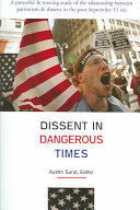 Dissent in dangerous times