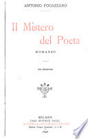 Il mistero del poeta