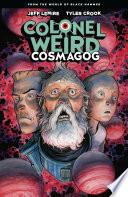 Colonel Weird  Cosmagog Book PDF
