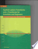 Applied Laplace Transforms and Z Transforms for Scientists and Engineers